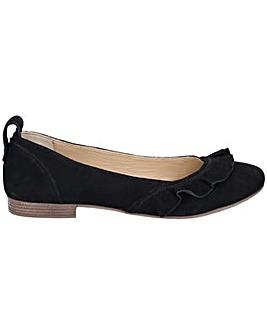 6aebd4273eec Hush Puppies Willow Ballerina Shoe