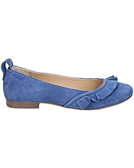 Hush Puppies Willow Ballerina Shoe
