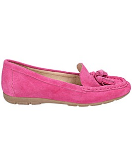 Hush Puppies Daisy Slip On Moccasin Shoe