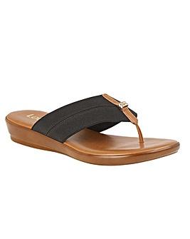 Lotus Hera Mule Sandals Standard D Fit