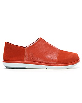 Fly London Mola Panel Slip On Shoes