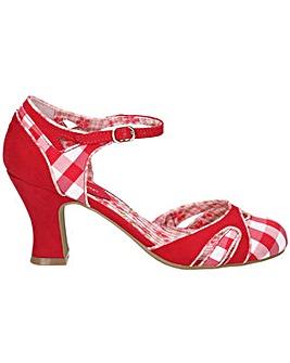 Ruby Shoo Jeraldine Buckle Shoe