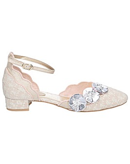 Ruby Shoo Patricia Buckle Strap Sandal