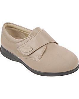 Cosyfeet Karen Extra Roomy (6E Width) Women's Fabric Shoes