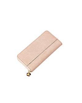 Accessorize Large Zip-Around Wallet