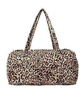 Accessorize Leopard Weekender Bag