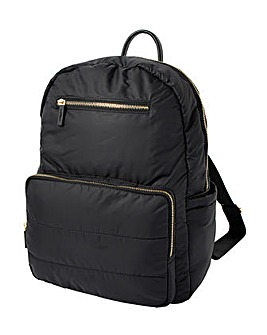 Accessorize Puffer Backpack