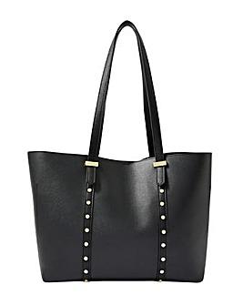 Accessorize Ali Studded Tote Bag