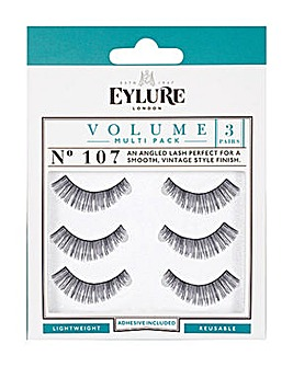 Eylure Volume Lash 107 Multipack