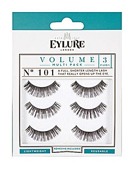 Eylure Volume Lash 101 Multipack