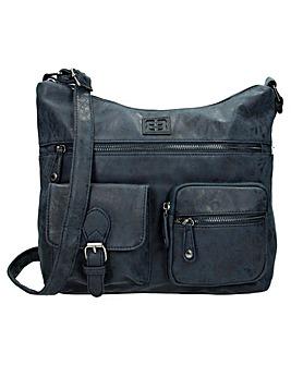 Enrico Benetti Ardeche Faux Leather Shoulderbag