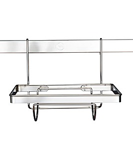 Metro Chrome Paper Towel Holder