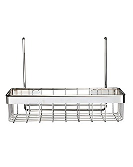 Metro Chrome Single Shelf