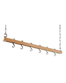 Single Bar 90cm Hanging Rack