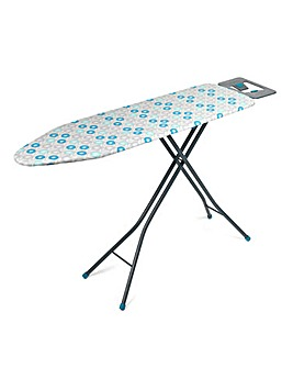 Retro Floral Print Ironing Board