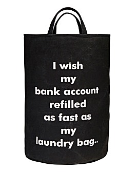 Fabric Laundry Bag