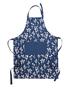 Nature Study Fabric Apron