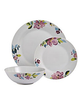 Posie 12 Piece Dinner Set