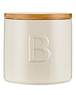 Country Luxe Biscuit Canister