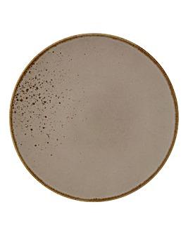 Vivo Stoneware Set Of 4 Dinner Plates