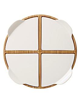 Villeroy & Boch Round Serving Plate