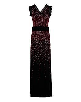 Raishma Scarlet Gown