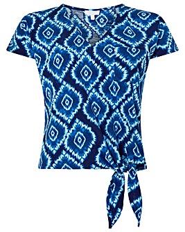 Monsoon Maya Tie Dye  T Shirt