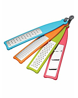Colourworks Grater Set