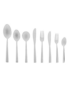 44 Piece Stainless Steel Cutlery Set