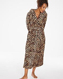 Pretty Secrets Hooded Gown
