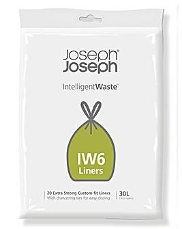 Joseph Joseph IW6 30L Custom Fit Liners