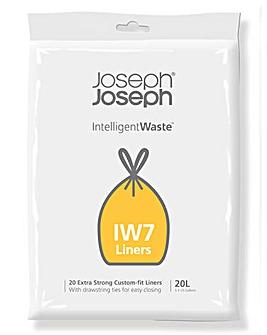 Joseph Joseph IW7 20L Custom Fit Liners