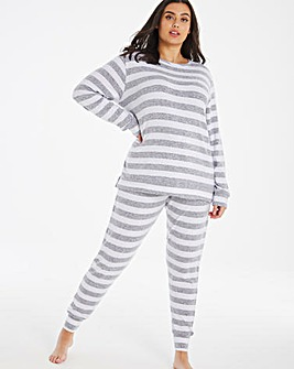 Pretty Secrets Lounge Stripe Set