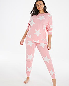 Pretty Secrets Star Print Twosie