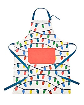 String Lights Apron