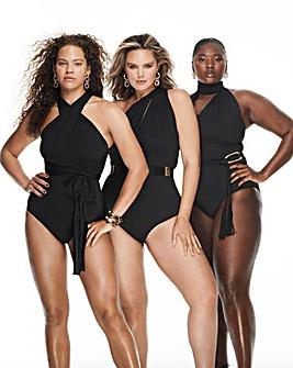 MAGISCULPT Convertible Shaping Swimsuit