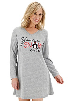 Pretty Secrets Value Long Sleeve Nightie