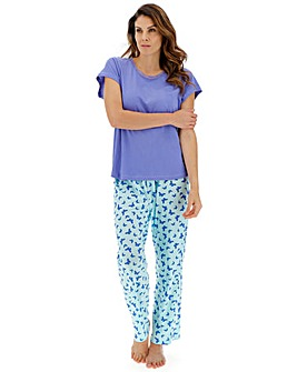 Pretty Secrets Butterfly Short Sleeve PJ