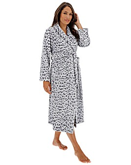 Animal Burn Out Robe