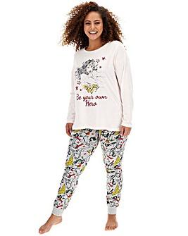 Wonderwoman Pyjama Set
