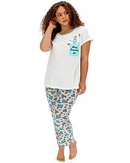 Cinderella Fashionably Late Pyjama Set