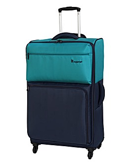 IT Luggage Duo-Tone Large Suitcase