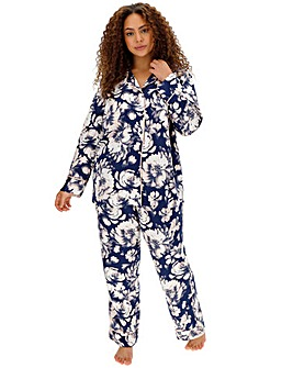 Pretty Secrets Satin PJ Set