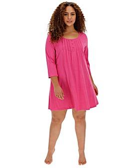 Pretty Secrets 3/4 Sleeve Jersey Nightie