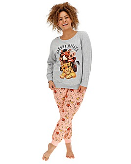 Lion King Hakuna Matata Lounge Set