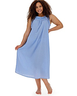 Pretty Secrets Woven Dobby Nightie