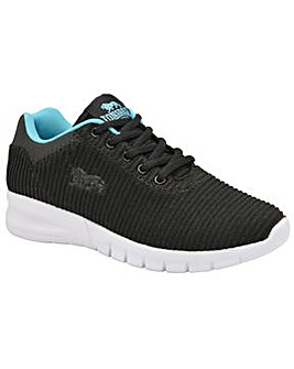 Lonsdale Tydro ladies lace up trainers