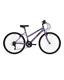 Flite Rapide Ladies Mountain Bike 17'' Frame 26'' Wheel