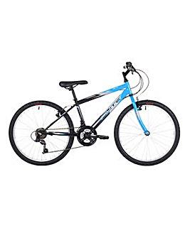 Flite Delta Rigid Junior Mountain Bike 14'' Frame 24'' Wheel