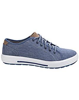 Skechers Porter Meteno Mens Lace Up Shoe